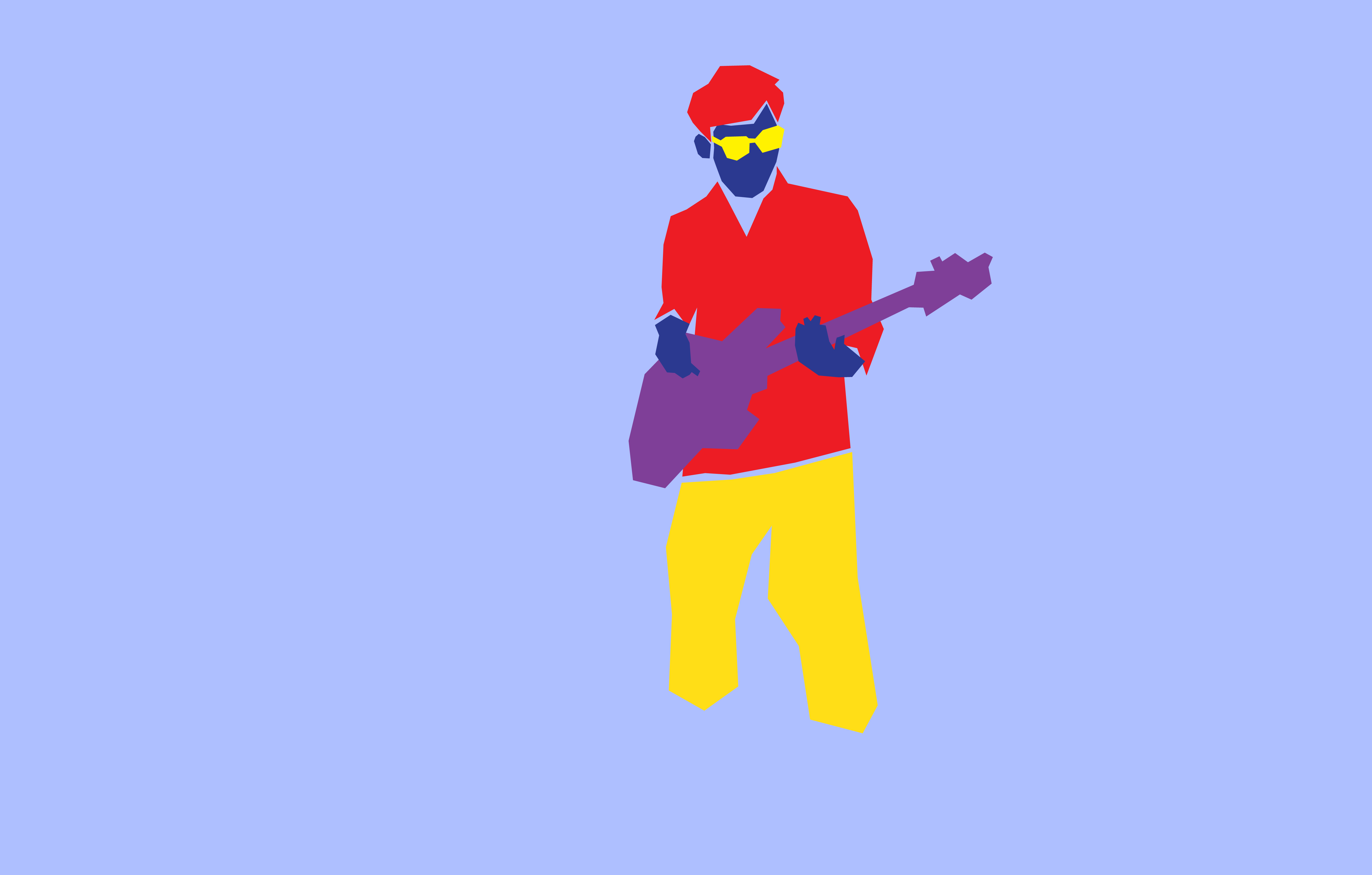 vulfpeck illustration colorful art design bngdesign