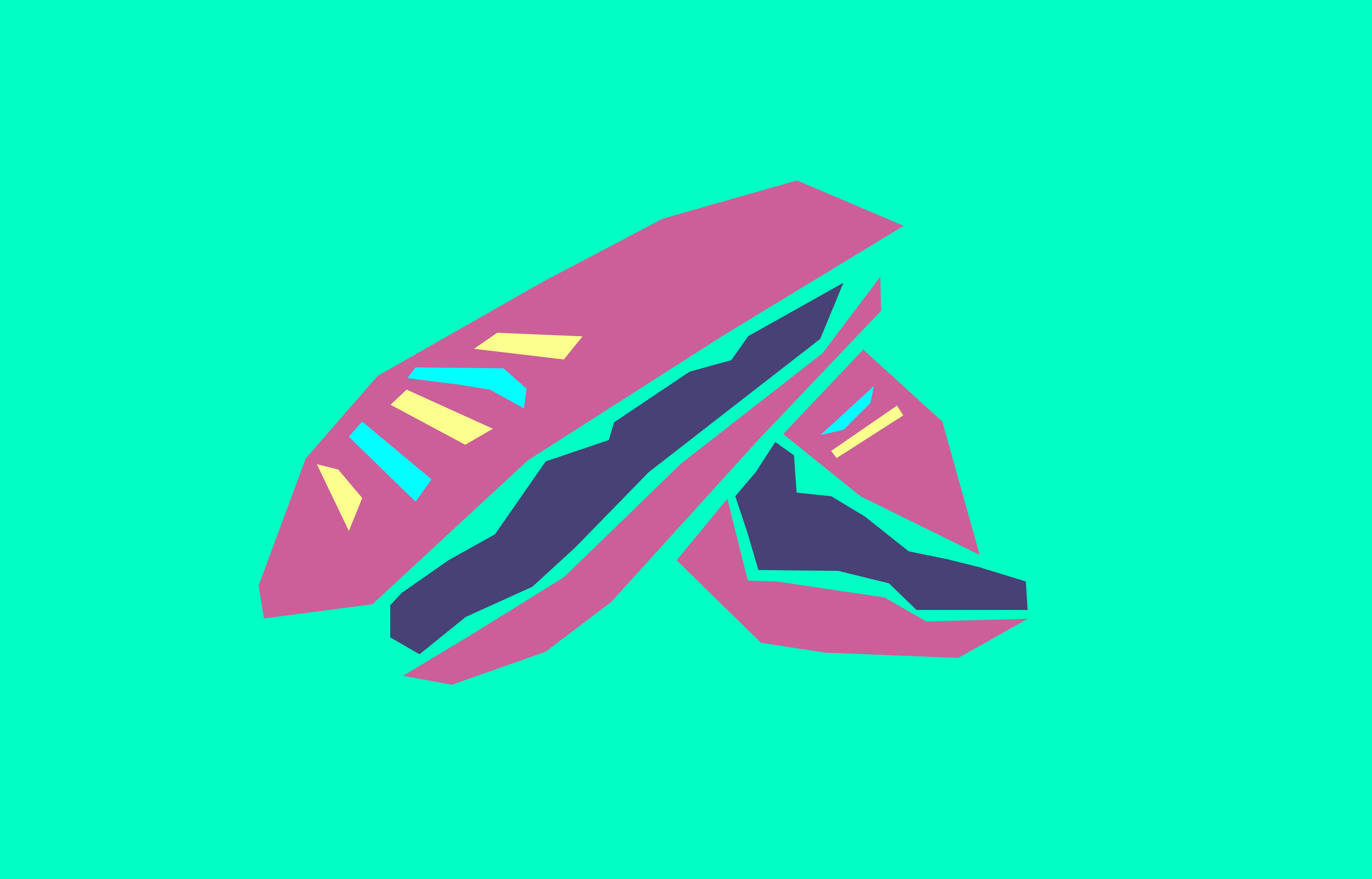 food illustration color nyc